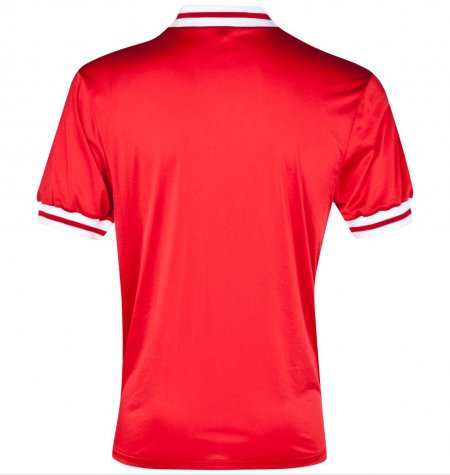 Score Draw Liverpool 1982 Home Shirt (Hansen 6)