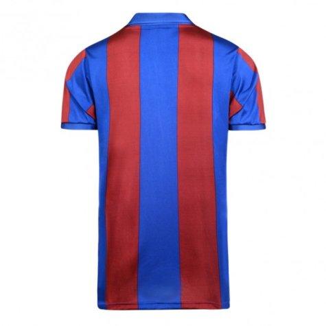Score Draw Barcelona 1982 Home Shirt
