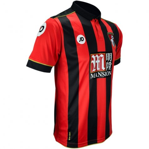 2016-2017 Bournemouth Home Football Shirt