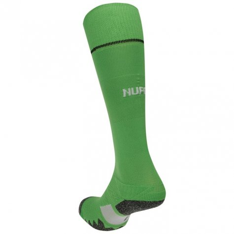 2016-2017 Newcastle Home Goalkeeper Socks (Green)