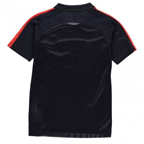 2016-2017 PSG Nike Training Shirt (Navy) - Kids