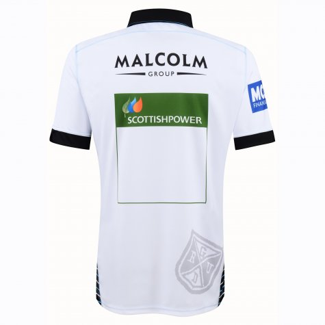 2016-2017 Glasgow Warriors Alternate Pro Rugby Shirt