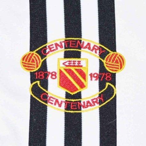 Manchester Utd 1978-79 Retro Tracktop