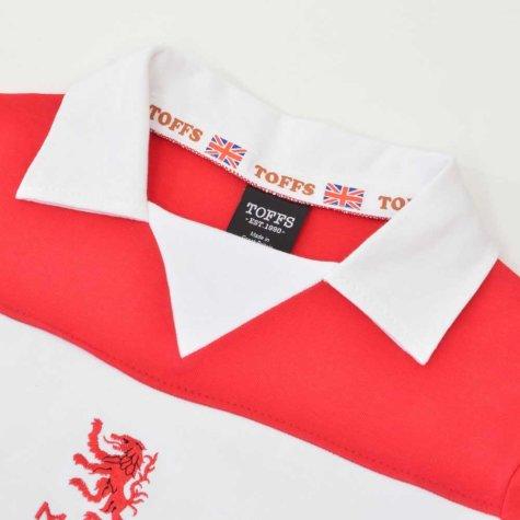 Middlesbrough 1970s Retro Football Shirt
