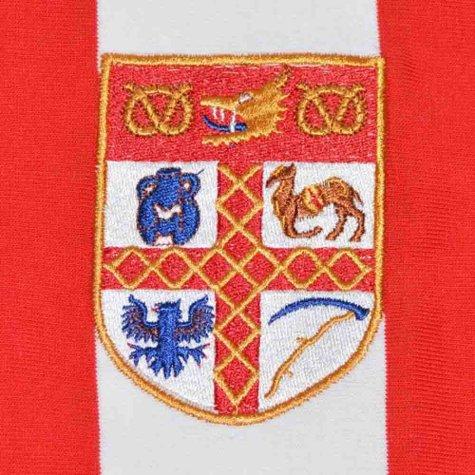Stoke City 1972 League Cup Retro Football Shirt