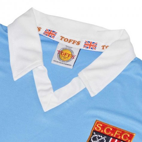 Stoke City 1977-1982 Away Retro Football Shirt
