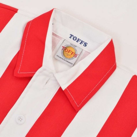 Stoke City 1940s Retro Football Shirt