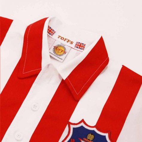 Sunderland 1937 Season Retro Football Shirt