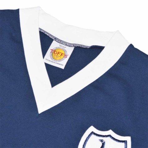 Tottenham 1962 Away Retro Football Shirt