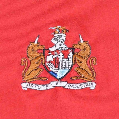 Bristol City 1975-1976 Retro Football Shirt
