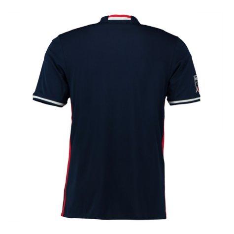 2017 New England Revolution Adidas Home Football Shirt