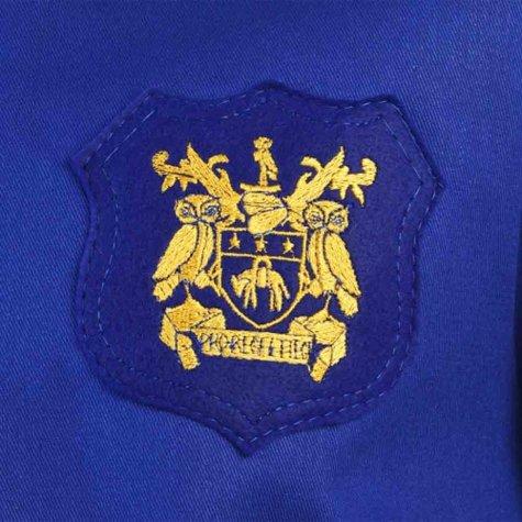Leeds United 1956-1957 Retro Football Shirt