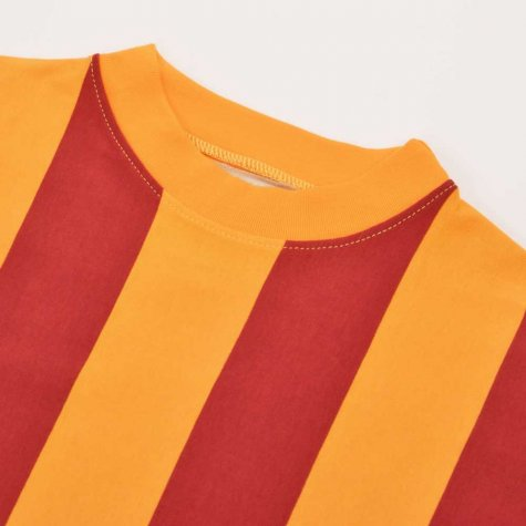Bradford City 1960s Retro Football Shirt