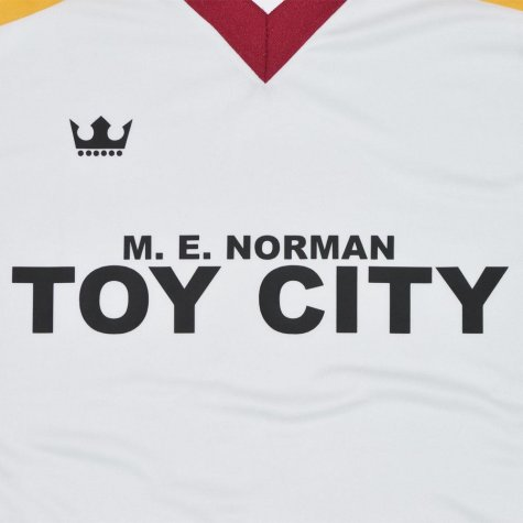 Bradford City 1982-1983 Retro Football Shirt