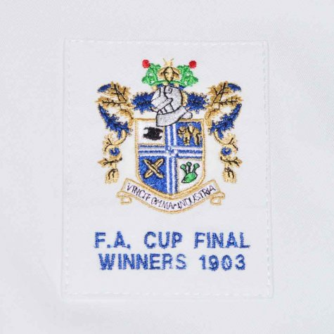 Bury 1903 FA Cup Final Retro Football Shirt