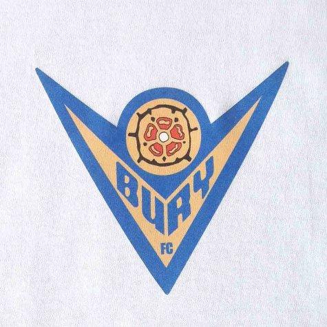 Bury 1978-1979 Retro Football Shirt