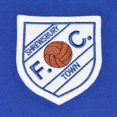 Shrewsbury Town 1965-1968 Retro Football Shirt