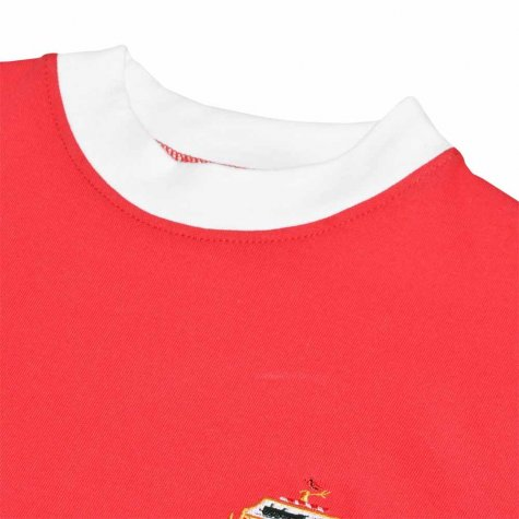 Swindon Town 1960s Retro Football Shirt