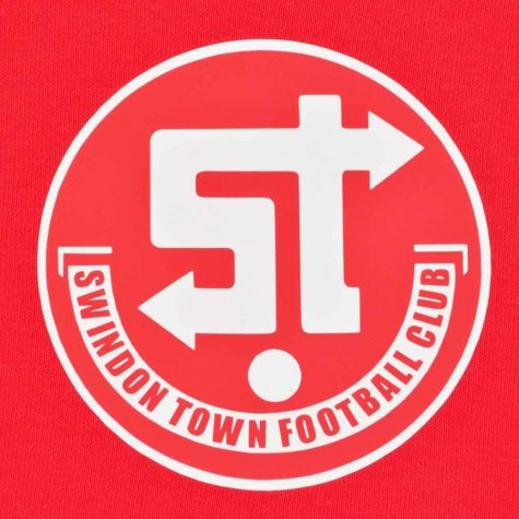 Swindon Town 1974-1975 Retro Football Shirt