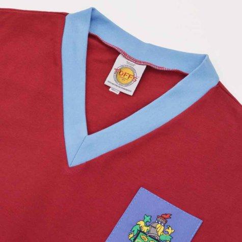 Scunthorpe United Retro Football Shirt