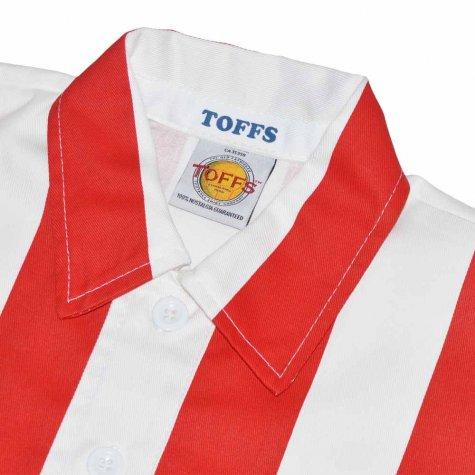 Exeter City 1950s Retro Football Shirt
