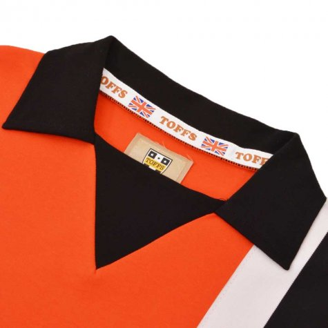 Luton Town 1970s Retro Football Shirt