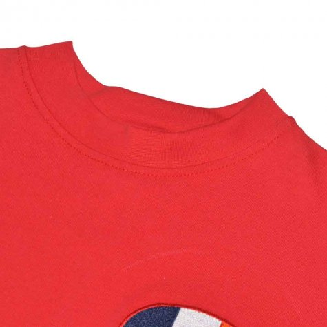 Leyton Orient 1960s Retro Football Shirt