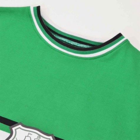 Plymouth Argyle 1960s Green Retro Football Shirt