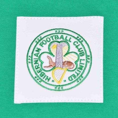 Hibernian 1957-1964 Home Retro Football Shirt