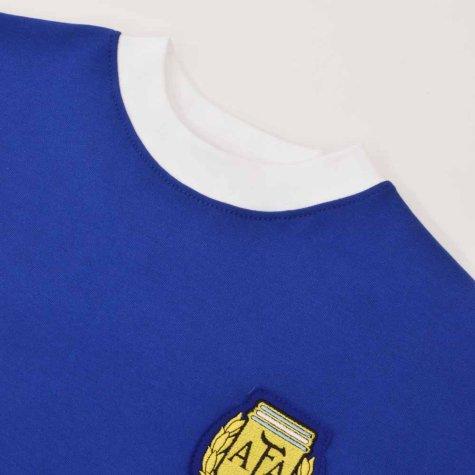 Argentina 1960s Away Retro Football Shirt