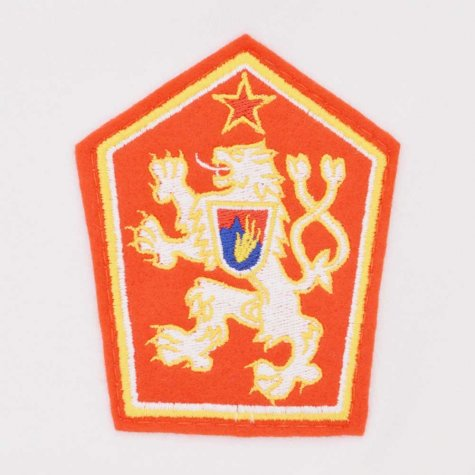 Czechoslovakia 1970 World Cup Retro Football Shirt