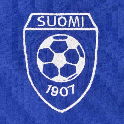 Finland 1970s Retro Football Shirt
