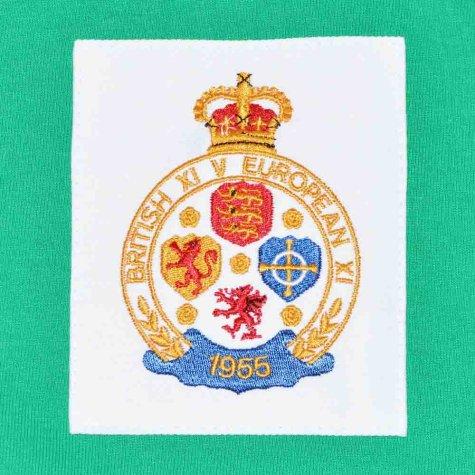 Great Britain 1955 Retro Football Shirt
