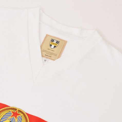 Hungary 1950s Retro Football Shirt