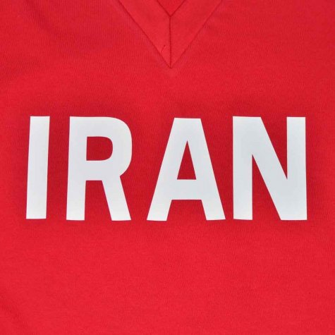 Iran 1978 World Cup Retro Football Shirt