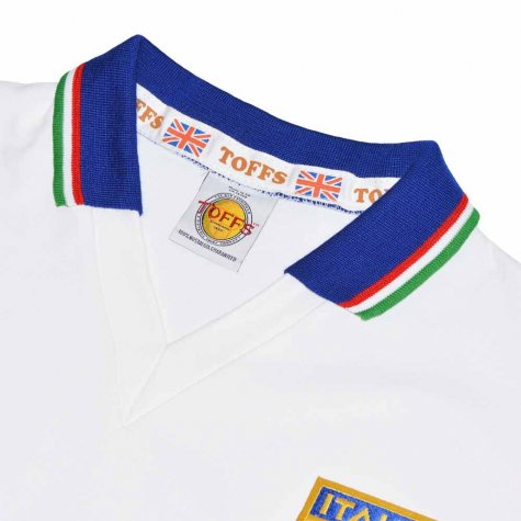 Italy 1982 World Cup Away Retro Football Shirt