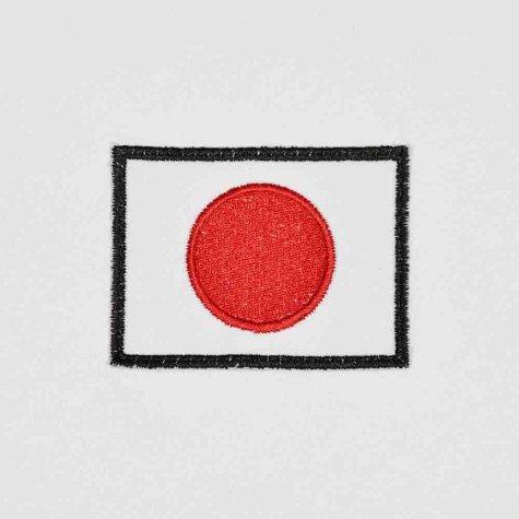 Japan 1960s Retro Football Shirt