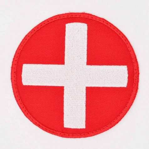 Switzerland 1970s Retro Football Shirt
