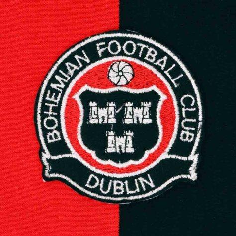 Bohemian FC 1970s Retro Football Shirt