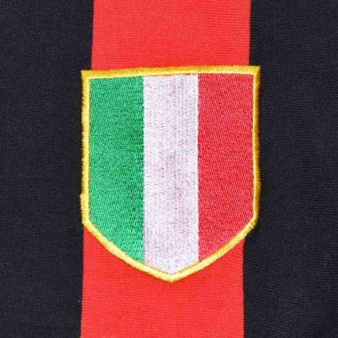 A C Milan 1950-1960s Retro Football Shirt