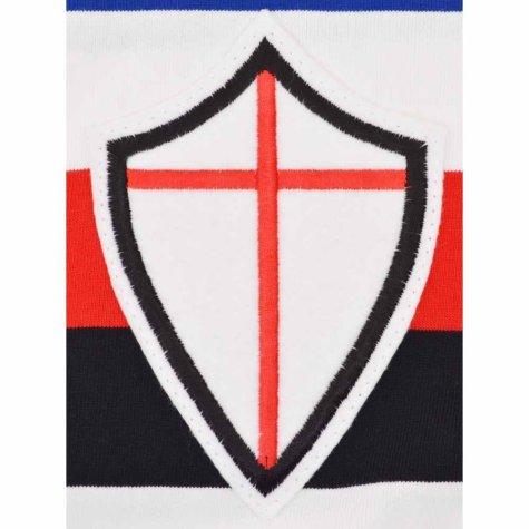 Sampdoria 1950s Retro Football Shirt