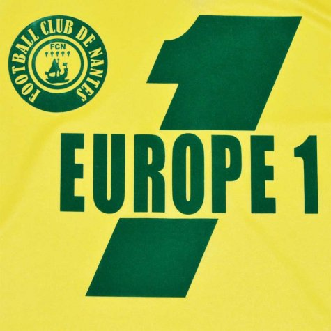 Nantes 1979 Retro Football Shirt