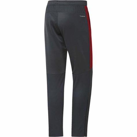 2017-2018 Bayern Munich Adidas Training Pants (Dark Grey) - Kids