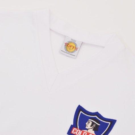 Colo-Colo Retro Football Shirt