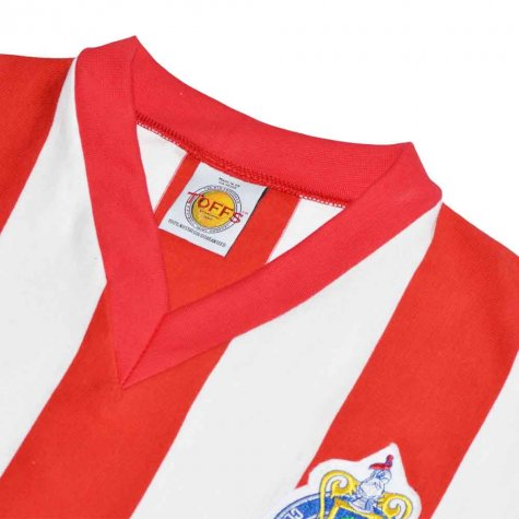 Chivas Guadalajara Retro Football Shirt