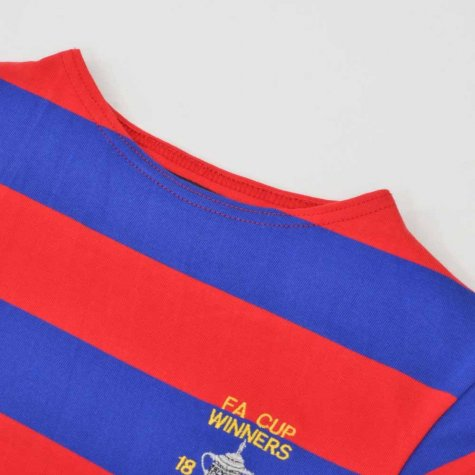 Engineers 1875 FA Cup Winners Retro Football Shirt