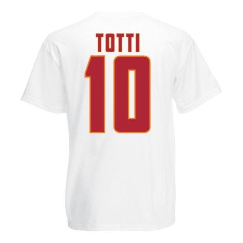 Francesco Totti Game Over T-shirt (White)