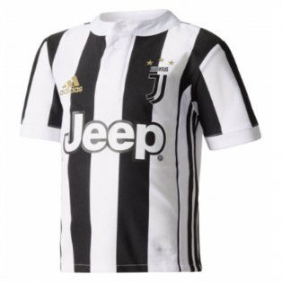 finest selection 2fda8 828d2 2017-18 Juventus Home Mini Kit (Ronaldo 7)