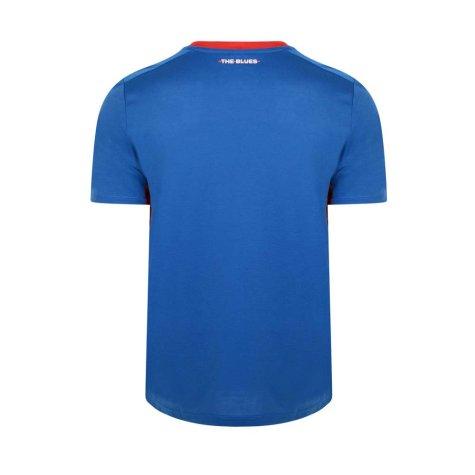 2017-2018 Linfield Home Football Shirt