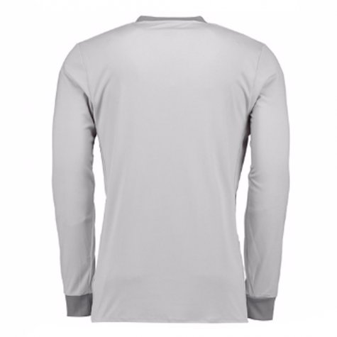 2017-2018 Man United Long Sleeve Third Shirt (Mata 8) - Kids